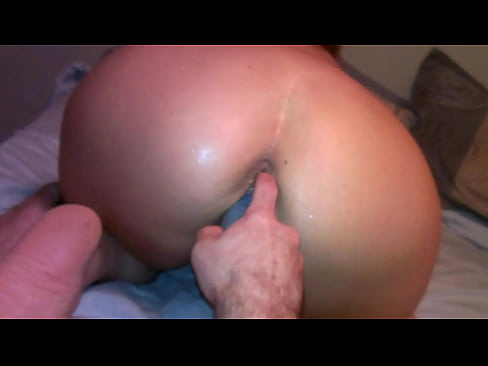 First time finger anal