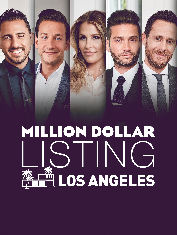 Million dollar listing cast