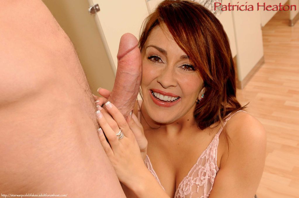 Patricia heaton nude fakes pussy
