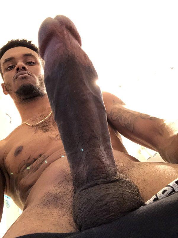 Black men with long penis