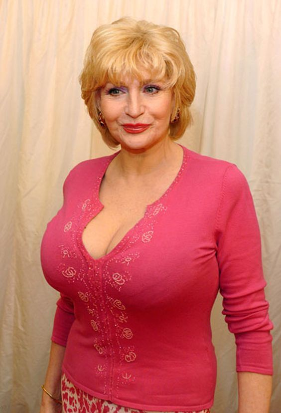 Busty mature french women