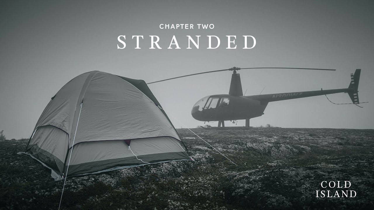 Camp island helicopter nude