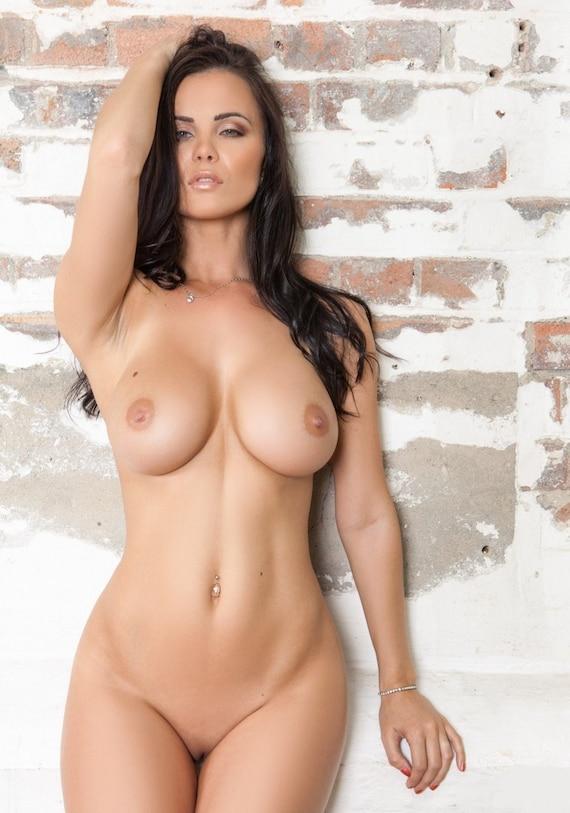 Zip magazine naked topless emma glover lingerie