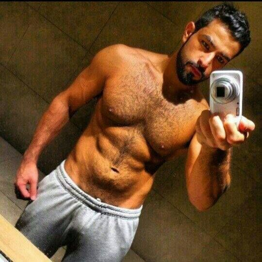 Naked muslim men. com