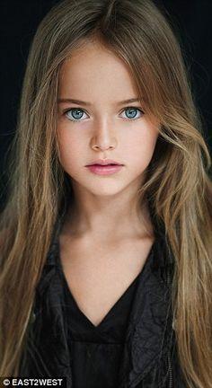 Most beautiful girl kristina
