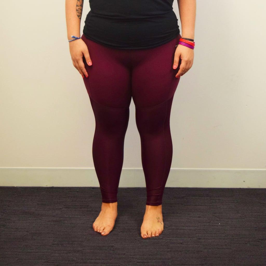 Short girl nice ass yoga pants