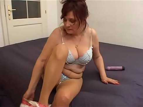Older women young cock