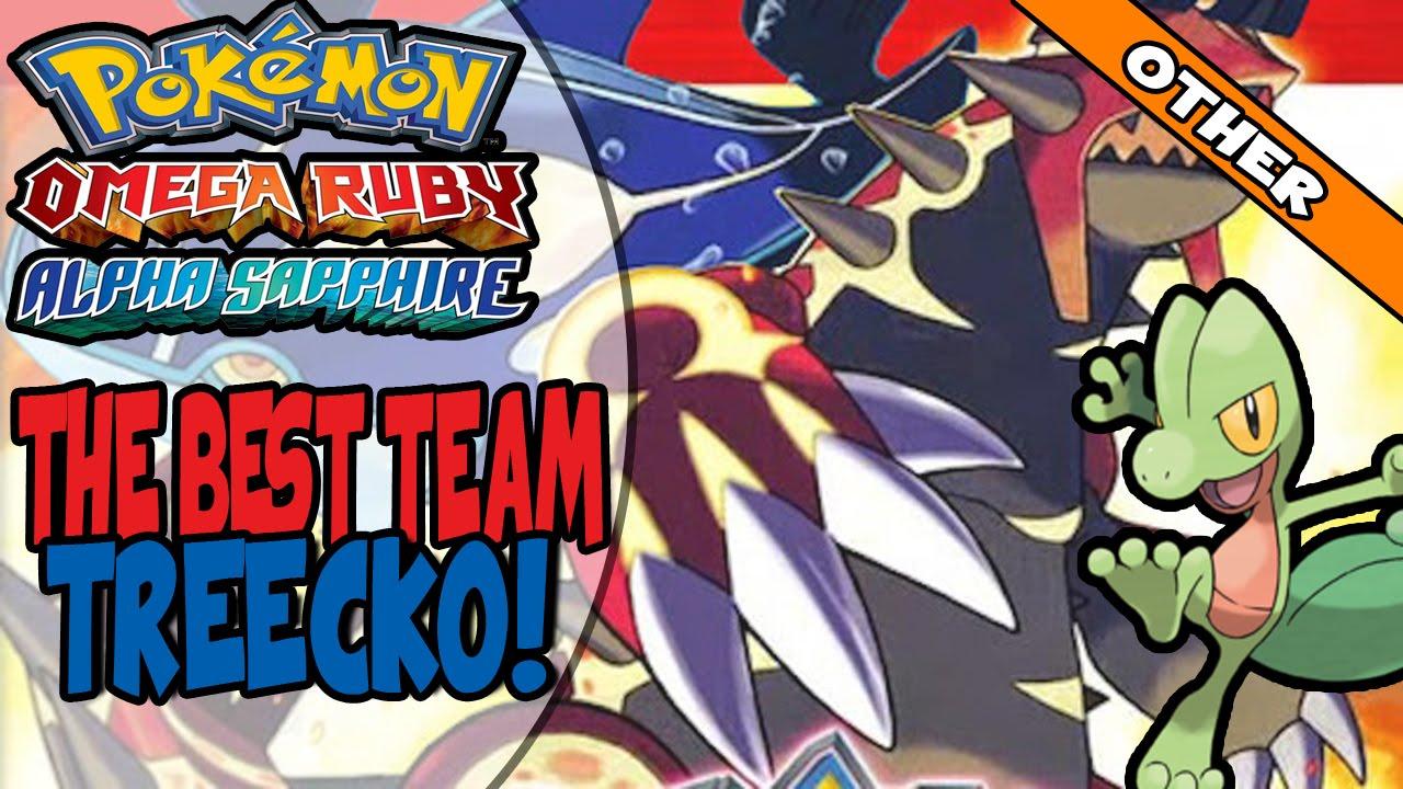 Pokemon ruby sapphire team alpha omega