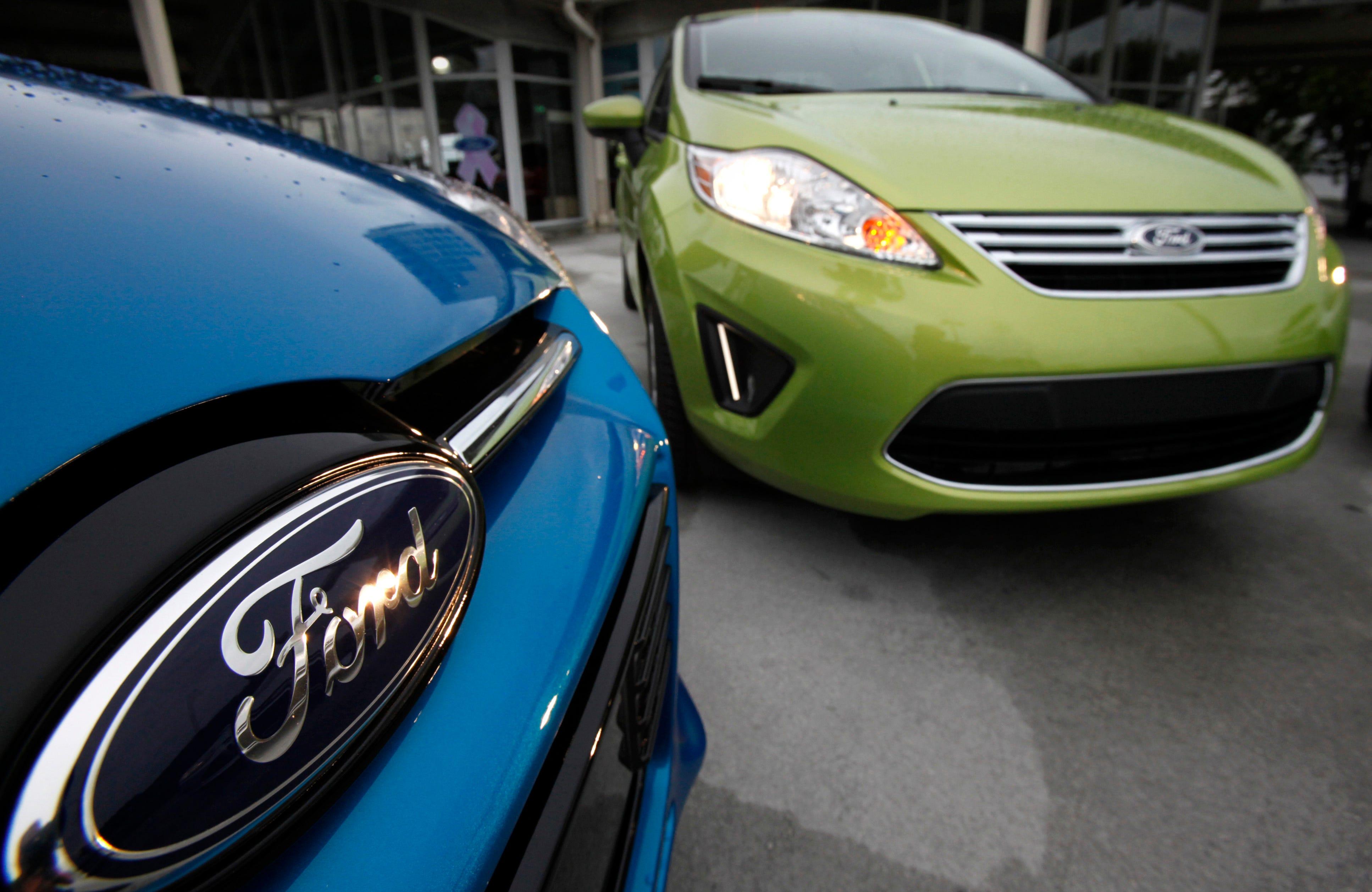 Ford escort free tsb reports
