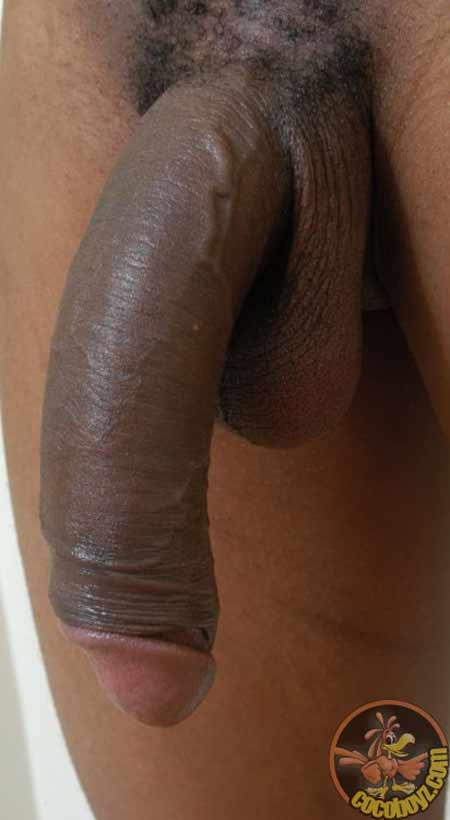Big limp black dick pics