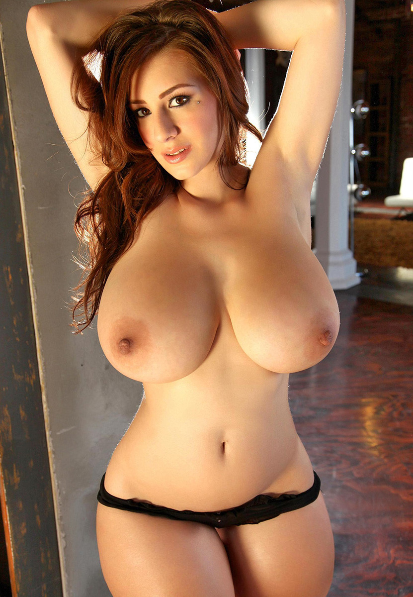 Nude girls with big tits hourglass
