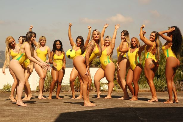 Nudism family brazilian pictures