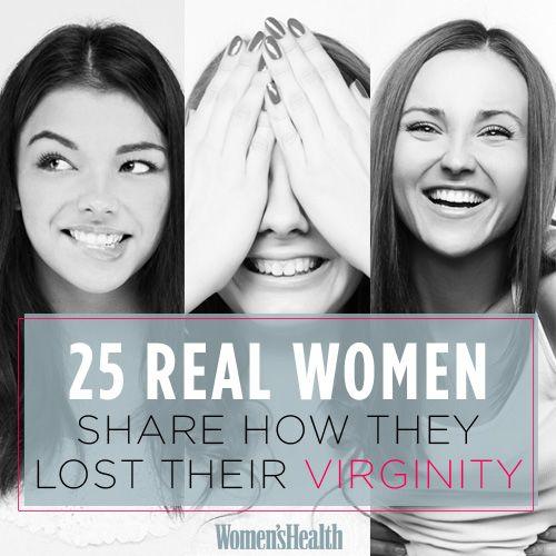 Girls losing their virginity stories