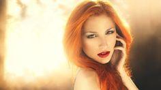 Busty redhead teen iga