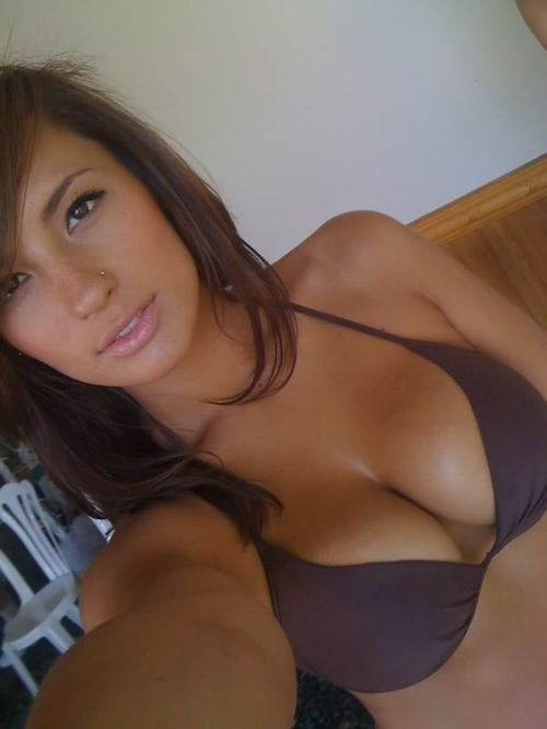 Hot asian girl mixed race