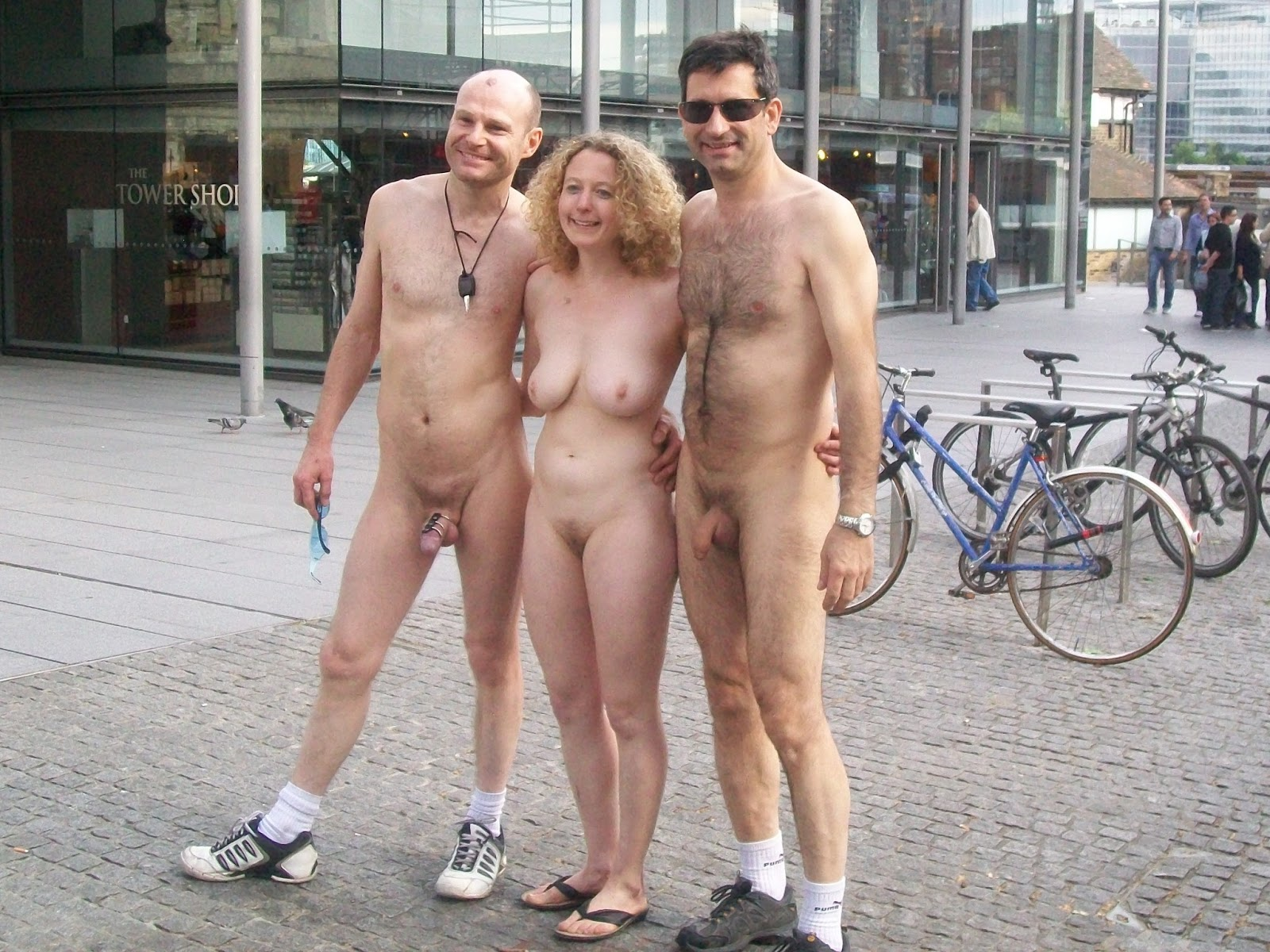 Xxx world naked bike ride