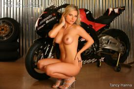 Super bike girls nude