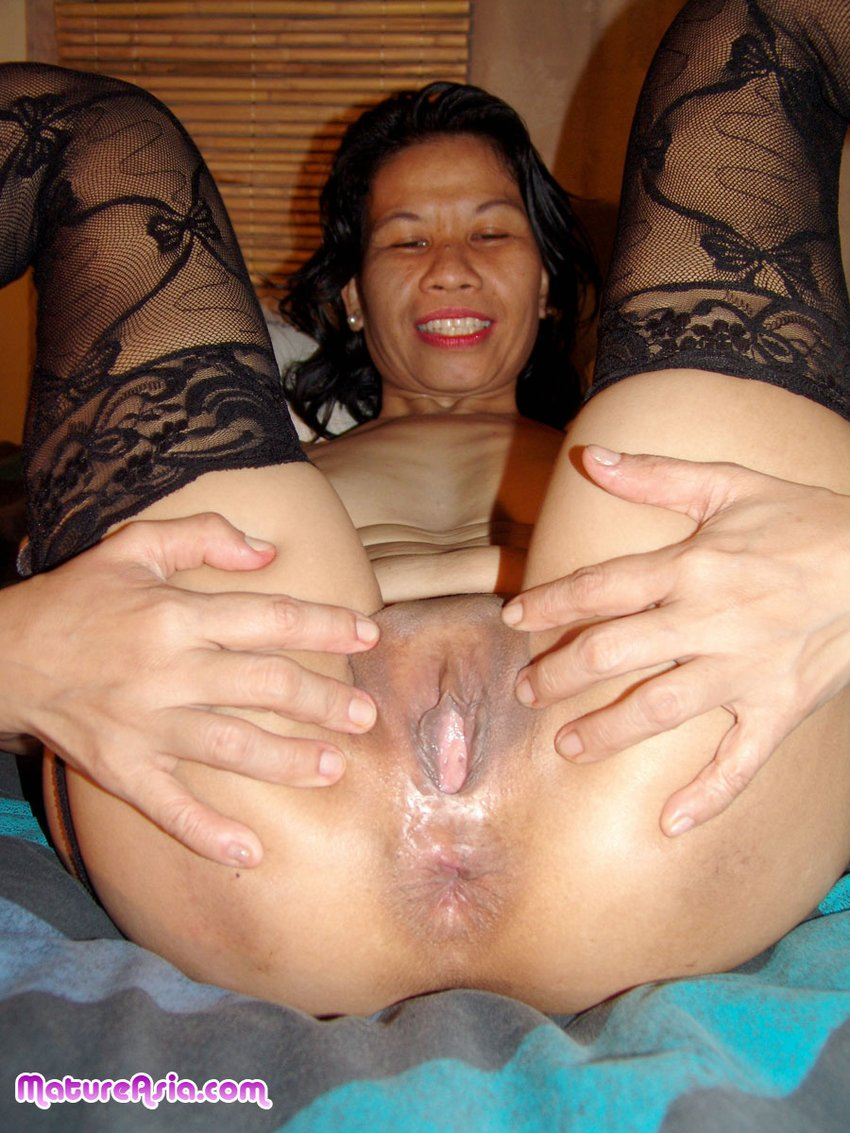 Mature asian women tits