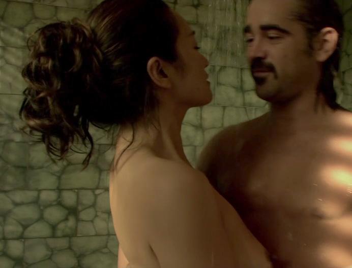 Gong li sex scene in miami vice