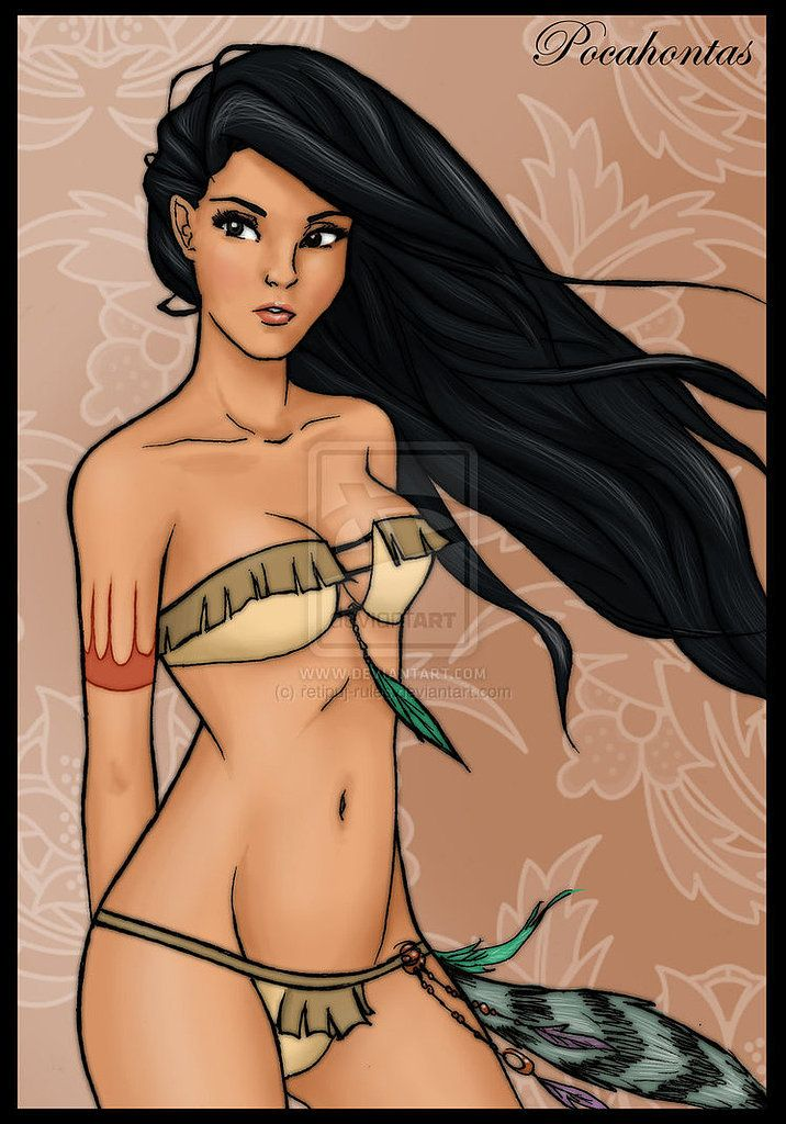 Cartoons princess nude pics