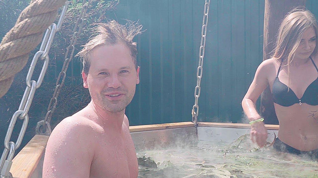 Nudist girls sauna russia