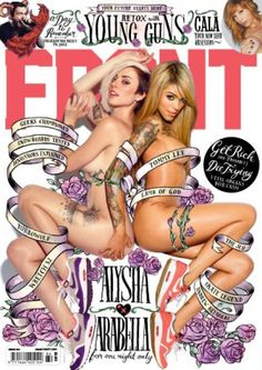 Alysha nett and arabella drummond