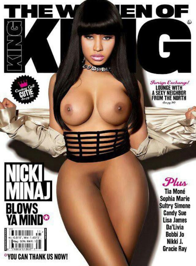 Download nude photo for nicki minaj