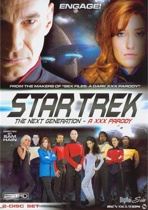 Star trek next generation xxx porn