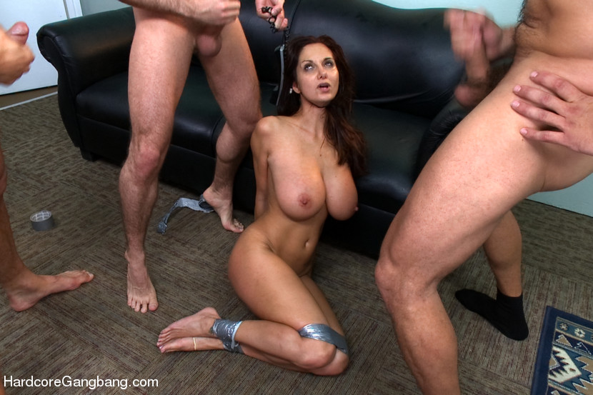 Ava addams tied up