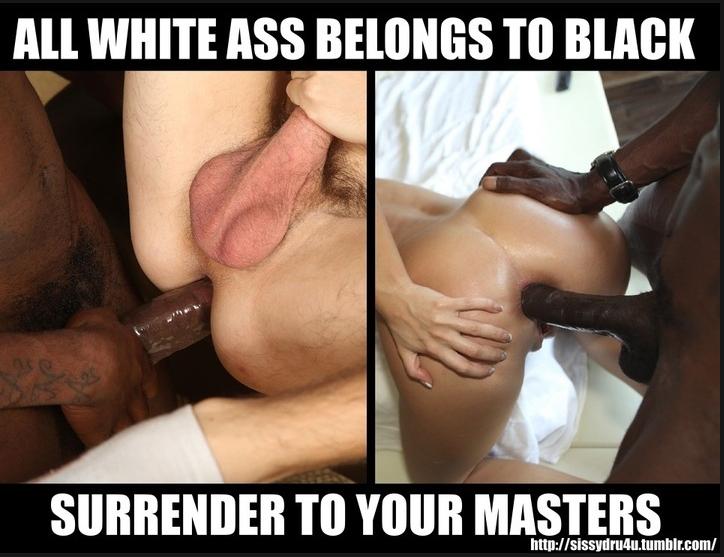 Big black ass caption porn