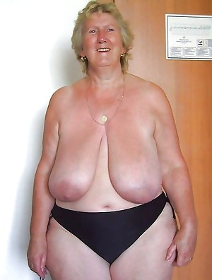 Fat Saggy Granny