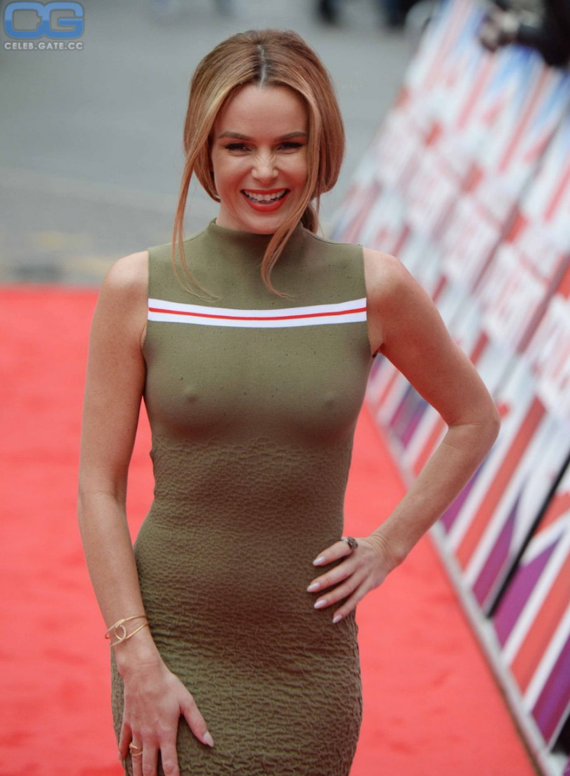 Amanda holden photos nude