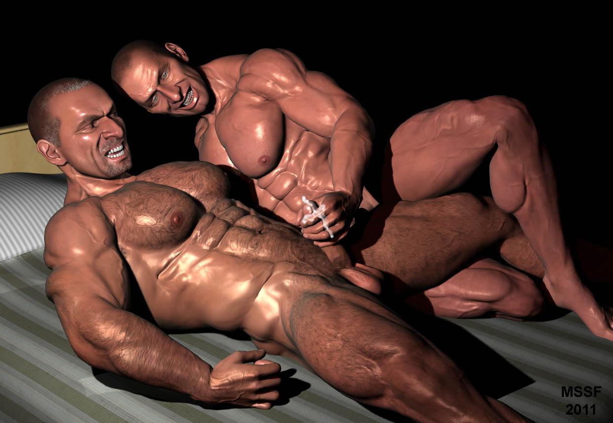 Sexy schwule bodybuilder sex bilder