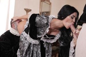 Italian girl blowjob porn