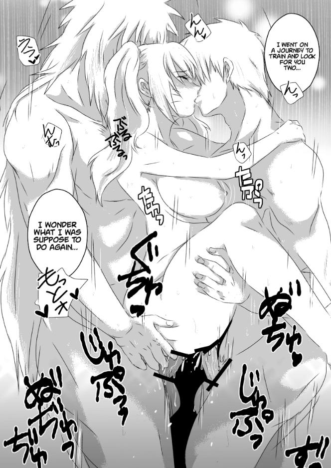 Sasuke y naruko porno