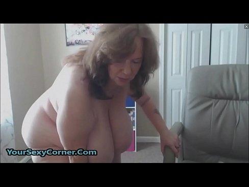Bbw with big saggy tits
