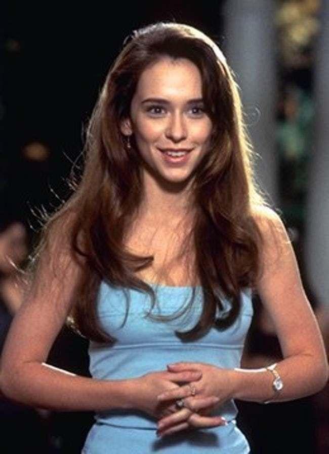 Jennifer love hewitt young