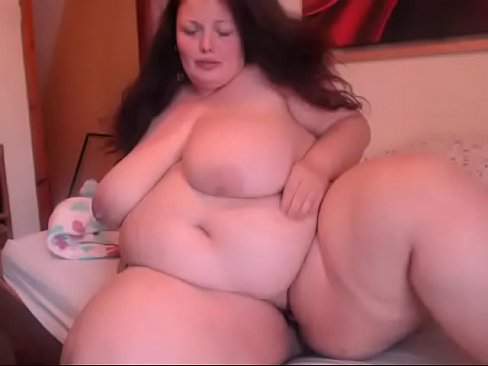 Big pussy of fat lady