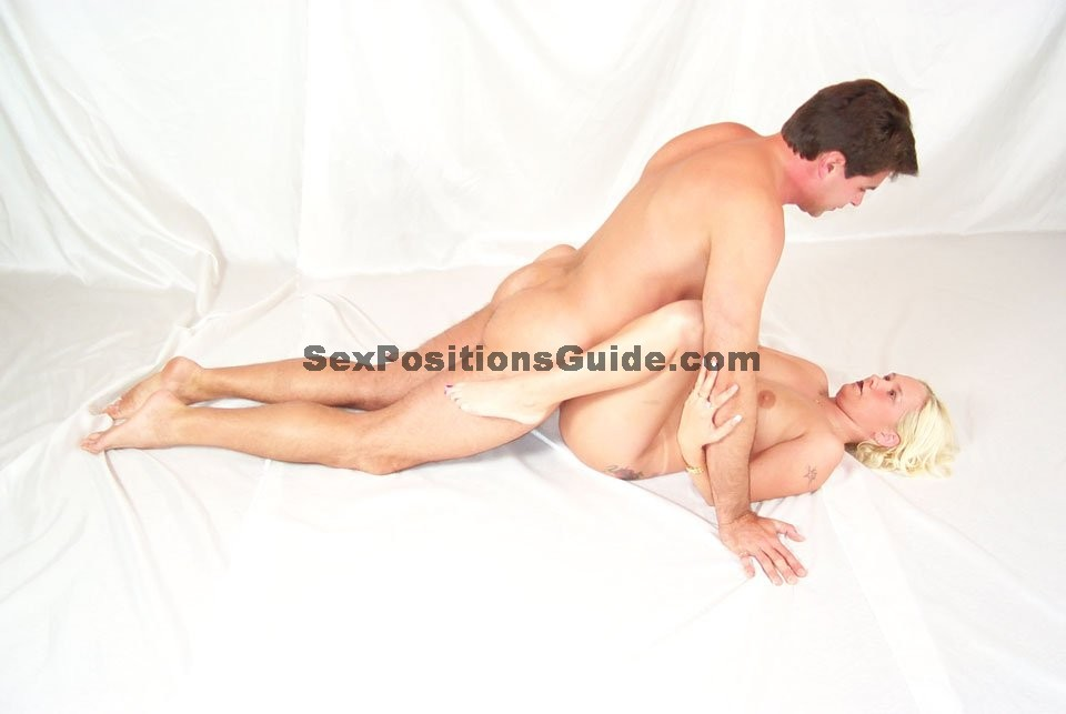 Man on top sex positions