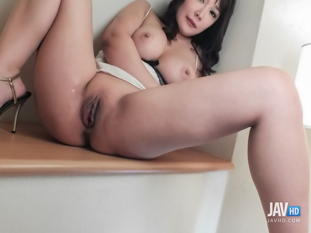 Big japanese pussy video