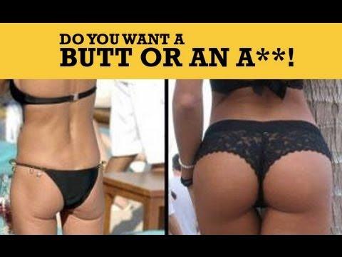 Bubble butt ass booty