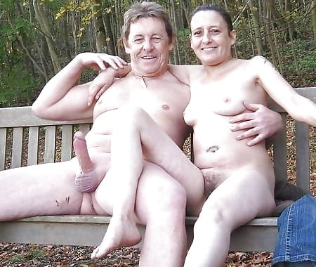 Naked couples with erections