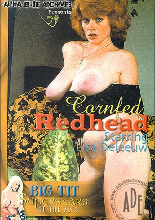 Redhead with big tit movie