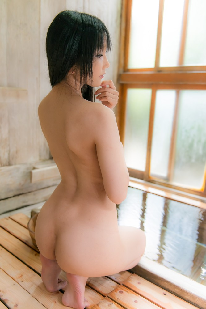 Asian girls ass and feets