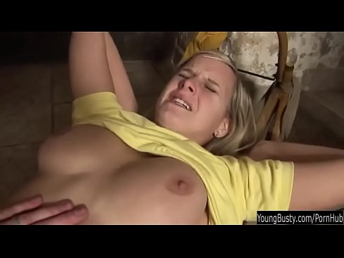 Hot blonde mary queen
