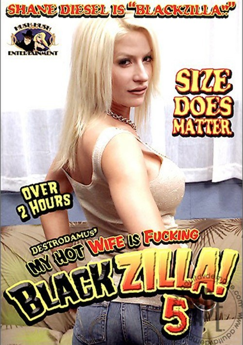 My wife is fucking blackzilla