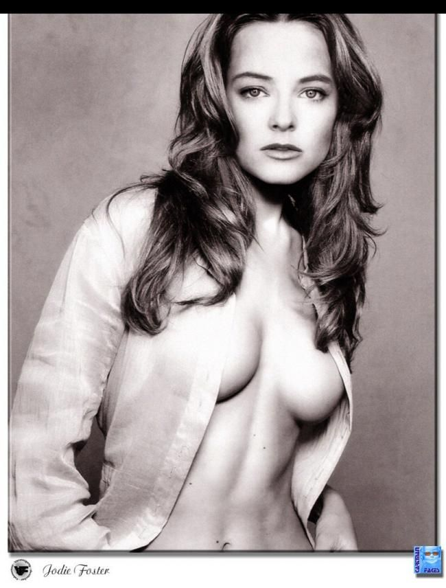 Jodie foster hot sexy naked nude pics