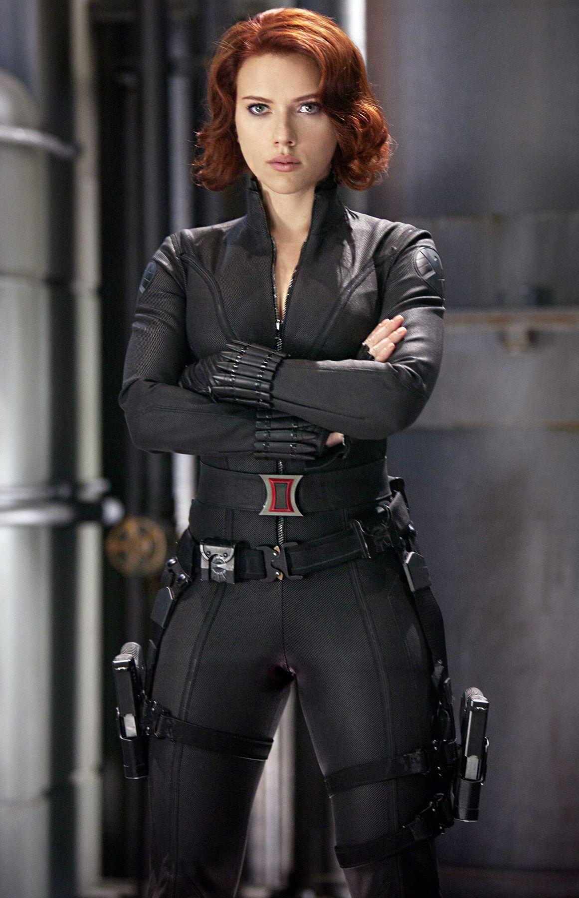 Scarlett johansson black widow movie