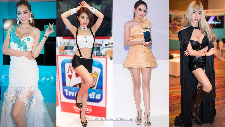 Best bangkok girls modeling